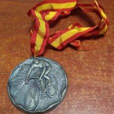 Coleccionismo deportivo: MEDALLA 1º TROFEO CICLISTA VETERANOS ORIHUELA - 24 AGOSTO 1975. Lote 245391800