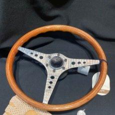 Collectionnisme sportif: VOLANTE ORIGINAL ANTIGUO DEL FIAT 850 SPYDER COUPE. Lote 260806800
