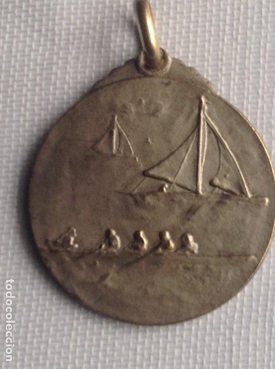 ANTIGUA MEDALLA CAMPEONATO MARINA, REMO Y VELA (Coleccionismo Deportivo - Medallas, Monedas y Trofeos - Otros deportes)