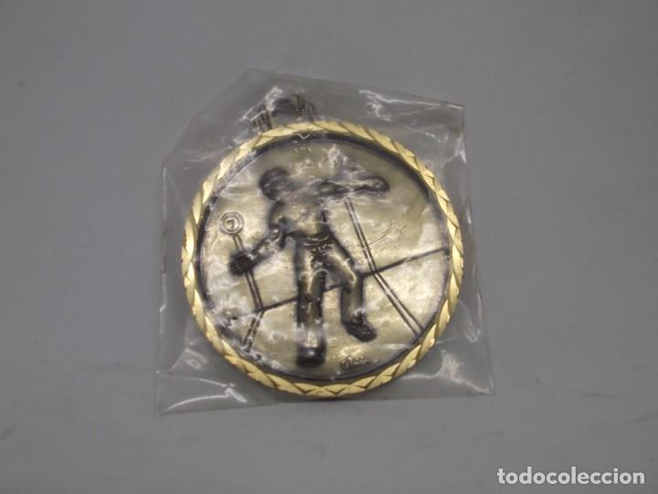 UNA MEDALLA DE PELOTA FRONTÓN.CEBRIAN.NUEVA (Coleccionismo Deportivo - Medallas, Monedas y Trofeos - Otros deportes)