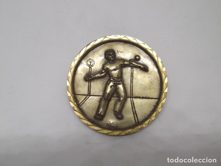 MEDALLA DE PILOTA FRONTON SIN ASA.CEBRIAN.NUEVA (Coleccionismo Deportivo - Medallas, Monedas y Trofeos - Otros deportes)