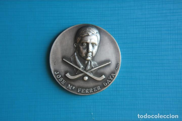 Coleccionismo deportivo: II TROFERO HOCKEY SOBRE PATINES CORNELLA 1977 - Foto 2 - 263785890