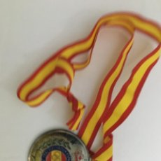Coleccionismo deportivo: MEDALLA CAMPEONATO TIRO ESPAÑA MOLLET 1996. Lote 265406439