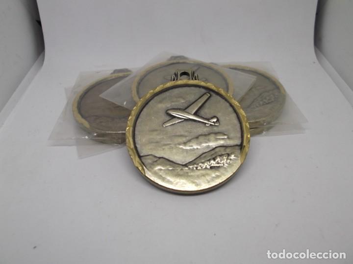 6 MEDALLAS DE AVIACIÓN.CEBRIAN.VINTAGE (Coleccionismo Deportivo - Medallas, Monedas y Trofeos - Otros deportes)
