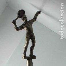 Coleccionismo deportivo: TROFEO TENIS SIN GRABAR. Lote 265835389