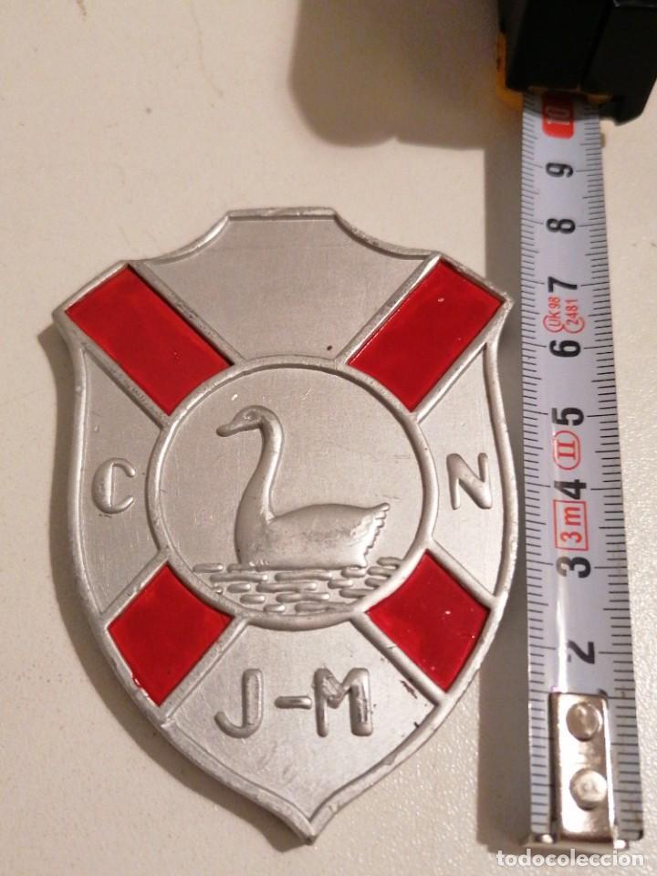 ANTIGUA MEDALLA CLUB NATACIÓN JUDIZMENDI FESTIVAL TRUCHAS 1976 VITORIA GASTEIZ (Coleccionismo Deportivo - Medallas, Monedas y Trofeos - Otros deportes)