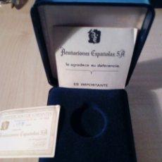 Coleccionismo deportivo: CAJA VACIA DE ESPAÑA 1982. Lote 268981884