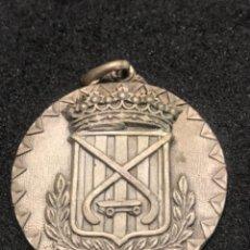 Coleccionismo deportivo: MEDALLA CAMPEONATO DE CATALUNYA HOCKEY PATINES 1958-1959 CAMPEONES.. Lote 276992138