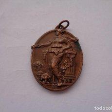 Coleccionismo deportivo: MEDALLA ESCOLAR IV ANIVERSARIO REPUBLICA 1935. Lote 278557303