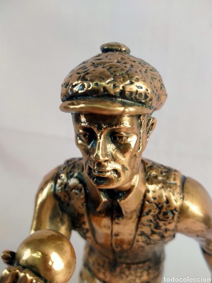 Coleccionismo deportivo: Antiguos Trofeos - Foto 5 - 278558788