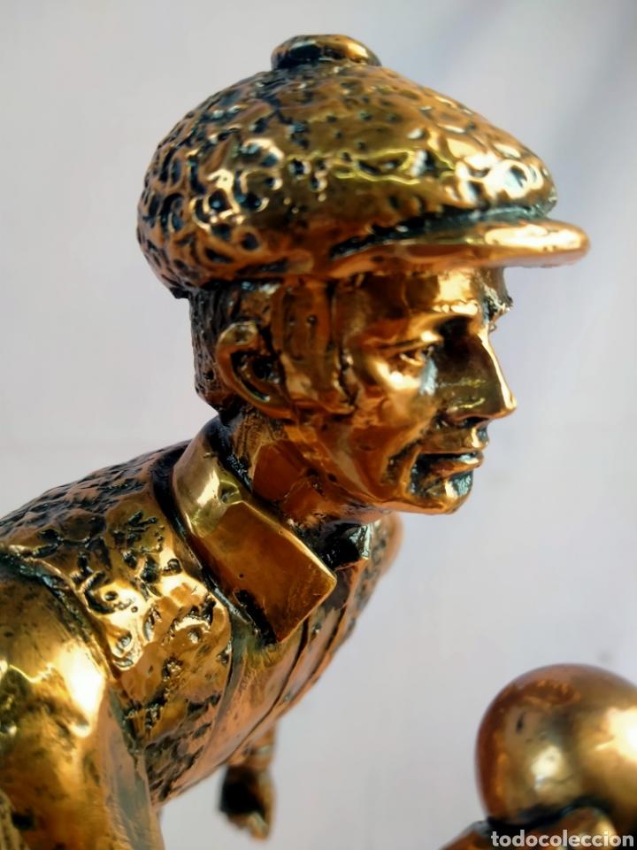 Coleccionismo deportivo: Antiguos Trofeos - Foto 6 - 278558788