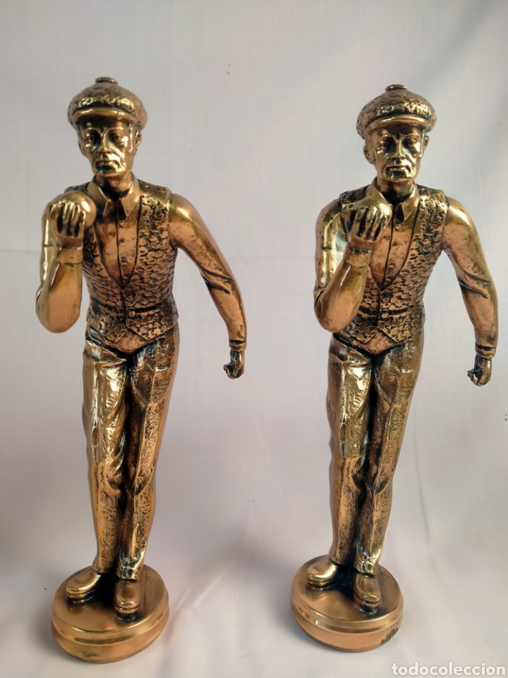 ANTIGUOS TROFEOS (Coleccionismo Deportivo - Medallas, Monedas y Trofeos - Otros deportes)