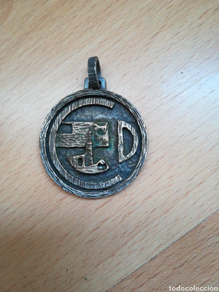 ANTIGUA MEDALLA CLUB DEPORTIVO BILBAO. AÑO 1970. (Coleccionismo Deportivo - Medallas, Monedas y Trofeos - Otros deportes)