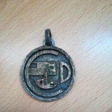 Coleccionismo deportivo: ANTIGUA MEDALLA CLUB DEPORTIVO BILBAO. AÑO 1970.. Lote 287708448