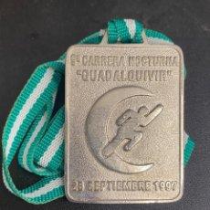 Coleccionismo deportivo: MEDALLA DEPORTIVA 9ª CARRERA NOCTURNA GUADALQUIVIR. AÑO 1997 MEDALLA-742. Lote 287942613