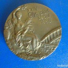 Coleccionismo deportivo: (F-211004)MEDALLA JUEGOS OLIMPICOS SEUL 1988. Lote 294385903