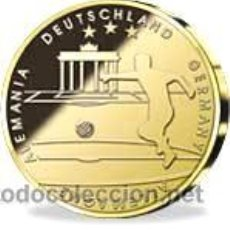 Coleccionismo deportivo: MEDALLA DE ALEMANIA OFICIAL FIFA CAMPEONATO DEL MUNDO 2006 . Lote 27334556