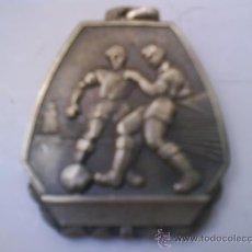 Coleccionismo deportivo: INTERESANTE MEDALLA CTO.PROVINCIAL FUTBOL INFANTI VI TROFEO PEPSI COLA 1963 CAMPEÓN. Lote 24224425