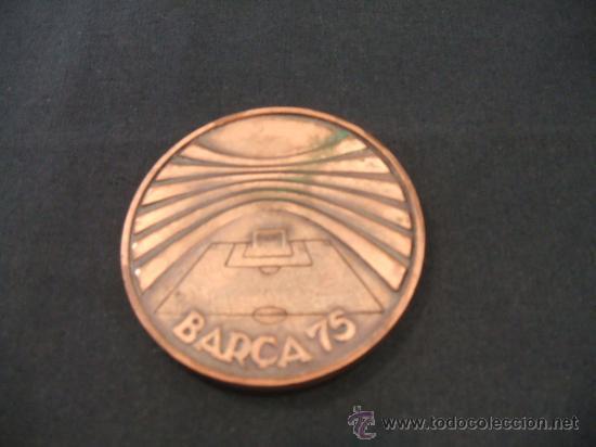 Coleccionismo deportivo: 75 ANIVERSARI - F.C. BARCELONA 1899-1974 - BARÇA - - Foto 4 - 27232514
