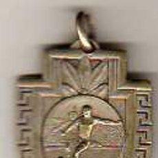 Coleccionismo deportivo: MEDALLA DE FUTBOL - A. V. D.B. VII AIVERSARIO 12 DE JULIO 1964. Lote 23929879