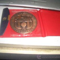 Coleccionismo deportivo: MEDALLA 75 ANIVERSARIO FUTBOL CLUB BARCELONA. Lote 27604645