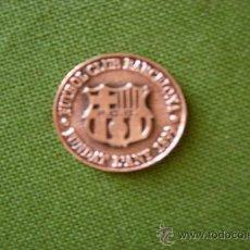Coleccionismo deportivo: MONEDA MEDALLA CONMEMORATIVA ELECCIONS 1997 FUTBOL CLUB BARCELONA FUNDAT L'ANY 1899. Lote 27930514