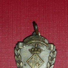 Coleccionismo deportivo: MEDALLA DEL TORNEO INTERMERCADOS DE FUTBOL DE 1959. CATALUNYA.. Lote 48292310