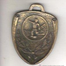 Coleccionismo deportivo: MEDALLA C.E.PUBILLA CASAS XXIV TORNEO INTERNACIONAL FUTBOL BASE 1996. Lote 32944947
