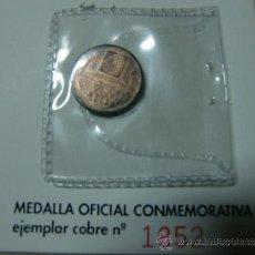 Sammelleidenschaft Sport - Medalla o moneda del F C Barcelona Barna Fil 1994 Fundacion F C Barcelona de Cobre NUMERADA - 34172587