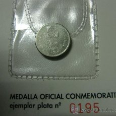 Sammelleidenschaft Sport - Medalla o moneda del F C Barcelona Barna Fil 1994 Fundacion F C Barcelona de Plata NUMERADA - 34172610