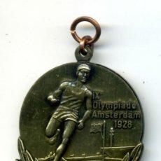 Coleccionismo deportivo: OLIMPIADAS 1928 AMSTERDAM (COPIA). Lote 35524496