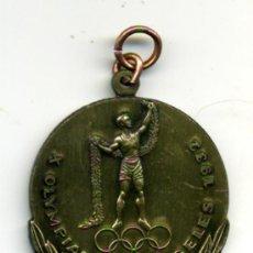 Coleccionismo deportivo: OLIMPIADAS 1932 LOS ANGELES (COPIA). Lote 35524516