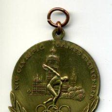 Coleccionismo deportivo: OLIMPIADA 1948 LONDRES (COPIA). Lote 35524548