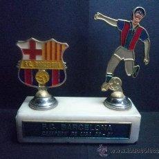 Coleccionismo deportivo: FC BARCELONA - CAMPEON DE LIGA 90-91. Lote 38283195