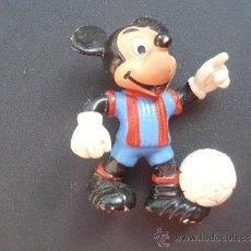 Coleccionismo deportivo: MUÑECO DE P.V.C MIKEY DEL F.C.BARCELONA. Lote 38376082