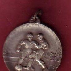 Collectionnisme sportif: MEDALLA METALICA FUTBOL - U. D. SITGES - 1967-68 - CAMPEONATO CATALUÑA - AFICIONADOS. Lote 38659917