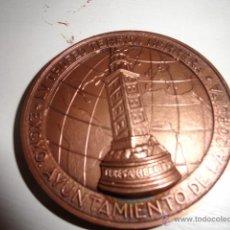 Coleccionismo deportivo: MEDALLA LV TROFEO TERESA HERRERA 2000 AYUNTAMIENTO CORUÑA JOYERIA MALDE. Lote 39795662
