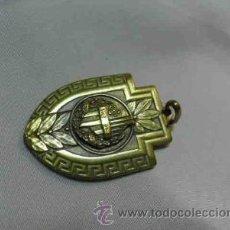 Coleccionismo deportivo: INTERESANTE MEDALLA DE LAS BODAS DE ORO DEL REUS DEPORTIVO 1909 - 1959 . Lote 39903034
