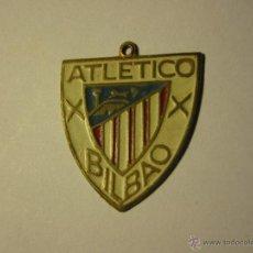 Coleccionismo deportivo: MEDALLA FUTBOL ATLETICO BILBAO MUY ANTIGUA. Lote 39950903