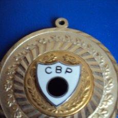Coleccionismo deportivo: (F-988)MEDALLA A ROMARIO,AGRADECIMIENTO 16-07-86,CONFERACION BRASILEÑA. Lote 42500678