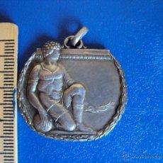 Coleccionismo deportivo: (F-497)MEDALLA DE PLATA JOSEP SAMITIER,F.C.BARCELONA,AÑO 1931. Lote 43218179