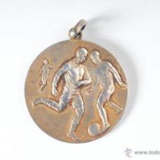 Coleccionismo deportivo: MEDALLA EN PLATA CONCURS C.A.D.C.J. 1º PREMI AÑO 1920. Lote 43253741