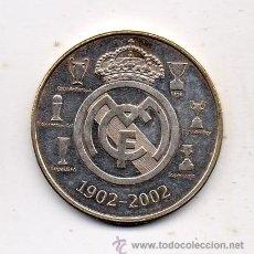 Coleccionismo deportivo: REAL MADRID. 1902 - 2002. CENTENARIO DEL MEJOR CLUB DEL SIGLO XX.. Lote 45688323