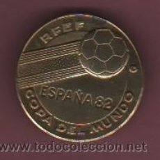 Coleccionismo deportivo: MONEDA COPA DEL MUNDO ESPAÑA 1982 - . Lote 51530870