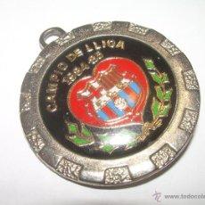 Coleccionismo deportivo: MEDALLA.....F.C. BARCELONA....CAMPIO DE LLIGA...1.984 - 85.. Lote 51587586