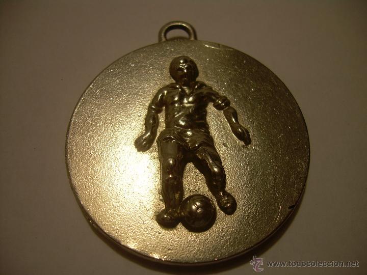Coleccionismo deportivo: MEDALLA.....F.C. BARCELONA....CAMPIO DE LLIGA...1.984 - 85. - Foto 3 - 51587586
