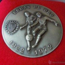 Coleccionismo deportivo: MEDALLA DE LAS BODAS DE ORO 1922-1972 DE LA UNIÓN DEPORTIVA ARTIGUENSE DE BADALONA. Lote 51600927