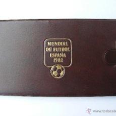 Collectionnisme sportif: MEDALLA DE PLATA DEL MUNDIAL DE FUTBOL, ESPAÑA 1982. Lote 52490709