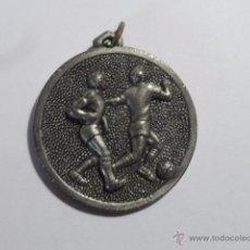 Coleccionismo deportivo: MEDALLA FUTBOL TEMPORADA 79-80. Lote 52961698