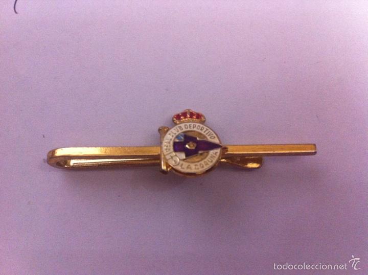 PASADOR REAL CLUB DEPORTIVO DE LA CORUÑA (Coleccionismo Deportivo - Medallas, Monedas y Trofeos de Fútbol)